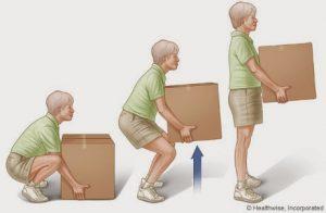 Zdrava ledja pravilno sedenje
